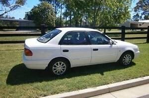 2000 Toyota Corolla Sedan Medowie Port Stephens Area Preview