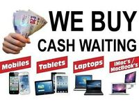 Cash Paid iPhones-IPads-Samsungs-Etc-Any Condition