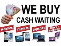 WANTED*- iphone 7 plus 6s plus iphone 6 samsung galaxy S8 PLUS S6 S7 edge macbook pro ipad xbox one