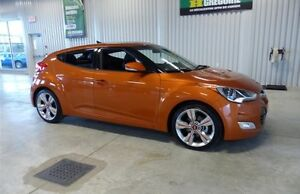 2015 Hyundai Veloster 3DR Hatchback (ORANGE) Tech Package