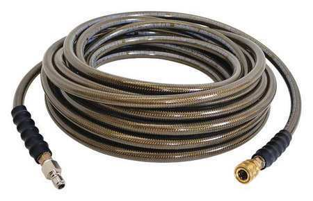 SIMPSON 41032 Cold Water Hose,3/8 in. D,150 Ft