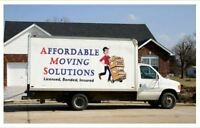 **AFFORDABLE MOVING SOLUTIONS** ... $75.00/ Hour 506 380 7708