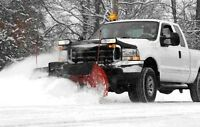 Booking Commercial Snow Plowing. New Customers Wanted