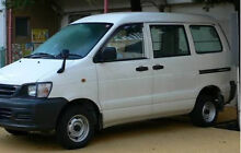Toyota Town Ace 1998 - Dual Fuel Stanmore Marrickville Area Preview