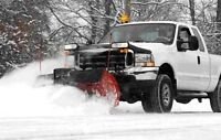 Reliable Commercial Snow Removal, we want to work for you!