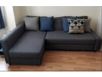 £250 - Sofa bed with storage