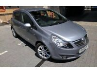 Vauxhall Corsa 1.2i 16v SXi 5 Door, Manual, HPI Clear, Warranted Mileage, MOT History.