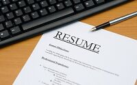 HIGH QUALITY PROFESSIONAL RESUME WRITING - GTA'S FINEST