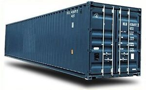 Quality Sea Containers 20/40/45ft