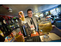 Very experienced PUB MANAGER now available, most areas considered
