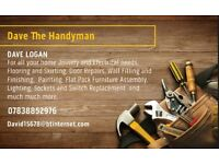 Dave The Handyman joinery, plumbing, electrical