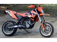 KTM 640 SM Wanted
