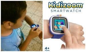 Vtech - Kidizoom Smartwatch - Blue or Pink - English Edition Kitchener / Waterloo Kitchener Area image 8