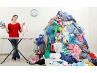 Ironing - Free same day collection, delivery in less than 24 hours from £18- Satisfaction guarunteed