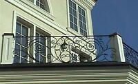 Custom Iron Wrought Fences, Rails, Staircases, Gates
