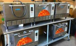 Turbo Chef NGC Rapid cook accelerated cooking bake ovens -