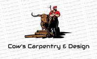 Cow's Carpentry; Custom woodworking and design