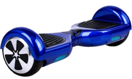 SELF BALANCING ELECTRIC SCOOTER HOVER BOARD FOR ONLY $250