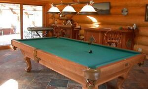 LIKE NEW Pool Table for $500 (Regular $4600)