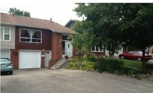 Wow! 4+1 Bedroom Semi Detached 4 Level Back Split Home.