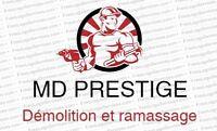MD Prestige démolition de tous genre