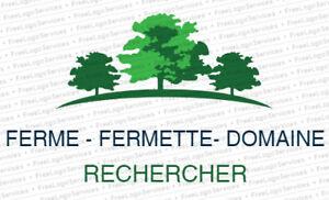 FERME-FERMETTE-DOMAINE-MAISON DE CAMPAGNE