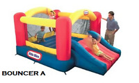 BOUNCY CASTLE FOR RENT - $80/DAY