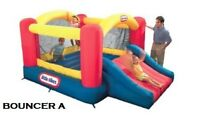 BOUNCY CASTLE FOR RENT! $80/DAY