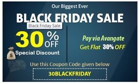 Get 30% discount on all software's Offer for limited period