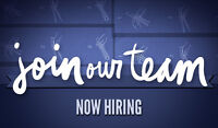 Now Hiring - Water Quality Technicians - Training Provided