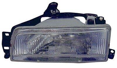 88 - 92 Toyota Corolla Headlight Driver NEW Sedan & 2WD Wagon Only