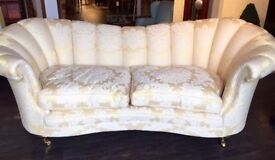 PARKER AND FARR LUXURY SOFA