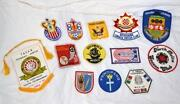 Soccer Patch Lot