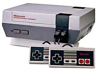 Old/New Consoles