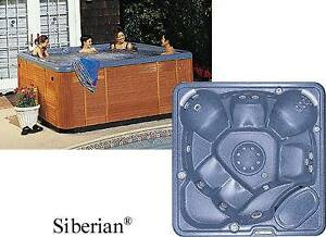 Hot Spring Tiger River Siberian Ourdoor Spa, Hot Tub,Jacuzzi. Blackmans Bay Kingborough Area Preview