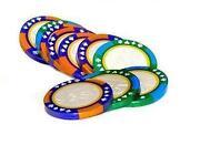 Chocolate Casino Chips