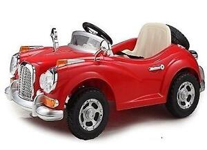 12V Electric Child Ride On Toy Car with Rubber Tire Remote more