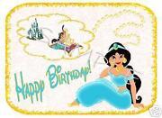 Princess Jasmine Birthday