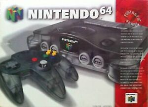 Funtastic N64 Consoles Complete in Box