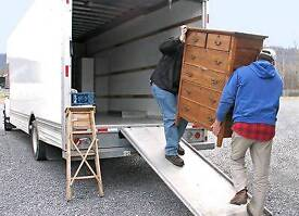 SERVICE FULL HOUSE REMOVALS MAN WITH VAN HIRE MOVING COMPANY NATIONWIDE MOVERS MAN AND VAN DELIVERY