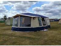 Conway Trailer Tent - Olympia model