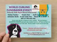 WORLD CURLING FUNDRAISER MARKET