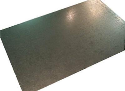 Galvanized Steel Sheet 26-gauge 24 X 36-in.