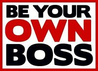 DO YOU WANT TO BE YOUR OWN BOSS? FREE TRAINING!