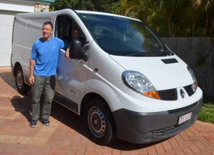 Man and Van Delivery Service. $40.00/hr