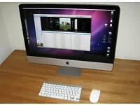 Apple imac 27 late 2010