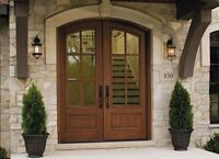 Door Installation and replacement - all types - 289-301-4076