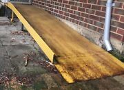 Steel wheelchair ramp Cannington Canning Area Preview