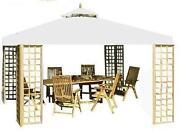 Gartenpavillon Holz
