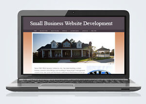 AFFORDABLE SMALL BUSINESS WEBSITE PACKAGE $399 Downtown-West End Greater Vancouver Area image 1